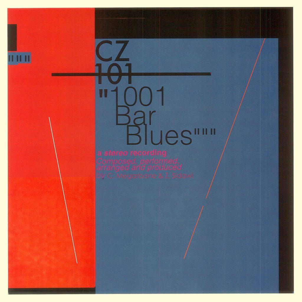 1001 Bar Blues Album Cover
