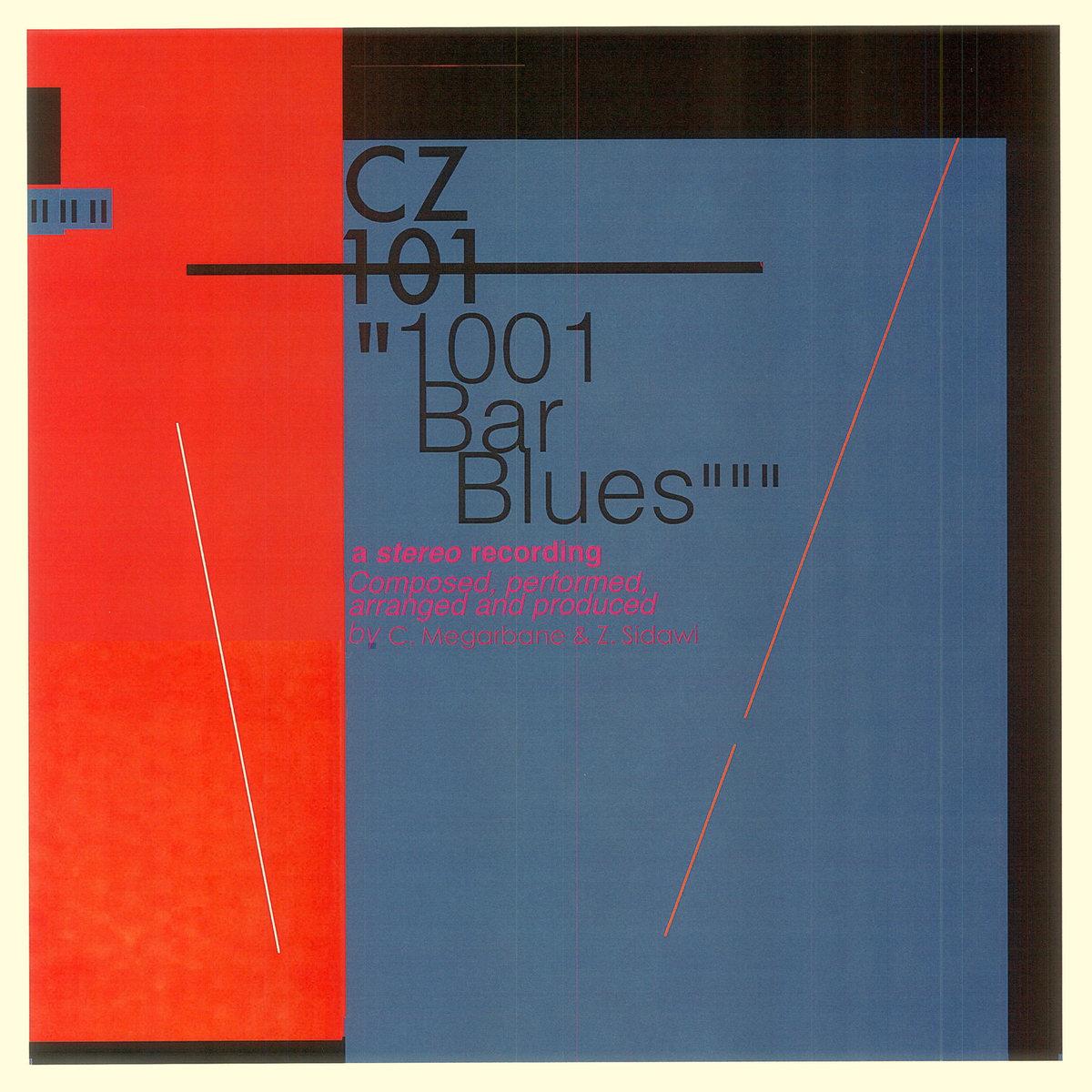 1001 Bar Blues Album